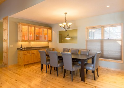 Horseshoe Lake Home - Dining